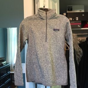 Patagonia fleece 1/2 zip